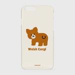(하드-터프-슬라이드)-Baby Welsh corgl-Ivory