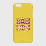 (하드-터프-슬라이드)-Cooool-yellow