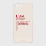 (하드-터프-슬라이드)-Live-Ivory