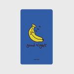 (보조배터리)-Good night-Banana
