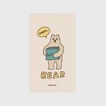 (보조배터리)-Bear box-Ivory