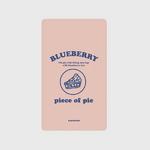 (보조배터리)-piece of pie-Indy pink