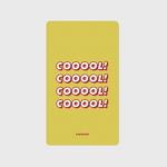 (보조배터리)-Cooool-yellow