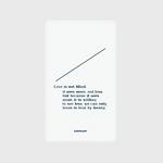 (보조배터리)-Line-white
