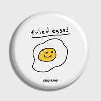 (손거울) Fried eggs-white