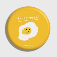(손거울) Fried eggs-yellow