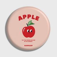 (손거울) Leaf ap-Indy pink