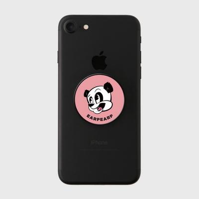 (스마트톡) Dot Panda-pink