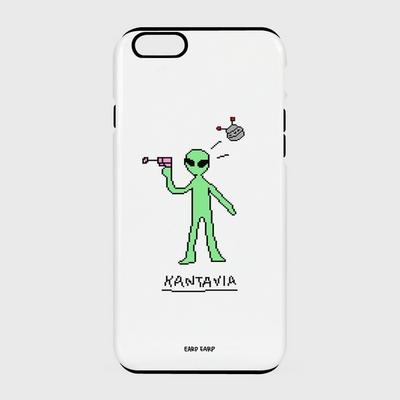 (하드-터프-슬라이드) Alien kantavia-white