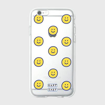 (젤리케이스) Smile pattern