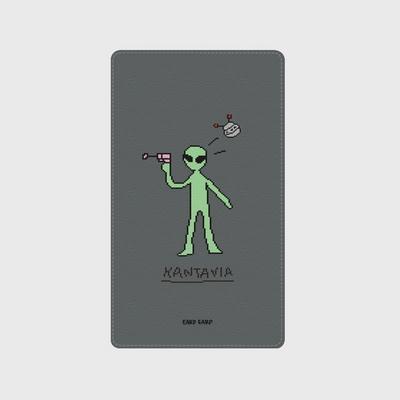(보조배터리) Alien kantavia-dark gray
