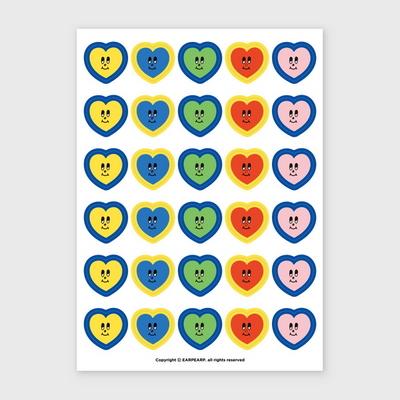 (스티커) Heart sticker