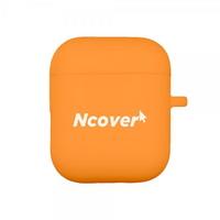Cursor logo-orange(airpod case)