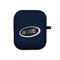 Ellipse color logo-navy(airpod case)