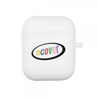 Ellipse color logo-white(airpod case)