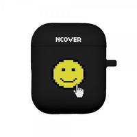 Smile cursor-black(airpod case)