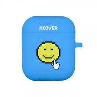Smile cursor-blue(airpod case)