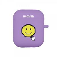 Smile cursor-purple(airpod case)