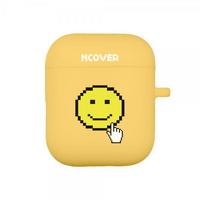 Smile cursor-yellow(airpod case)