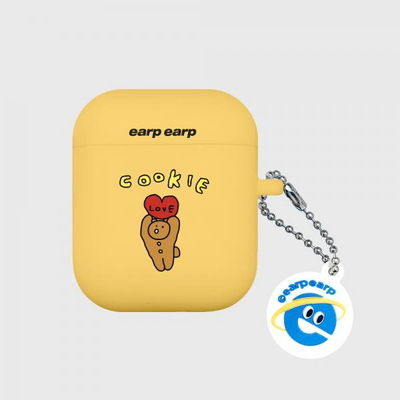 bear cookie-yellow(Air Pods)