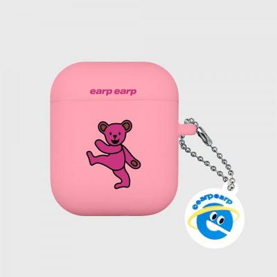 Hi bear-pink(Air Pods)