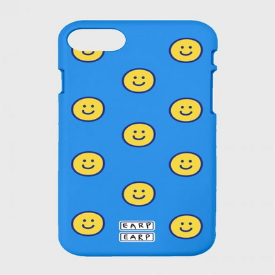 Smile pattern-blue(color jelly)