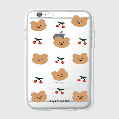Dot cherry bear(젤리)