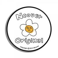 Flower graphic-white(smart tok)
