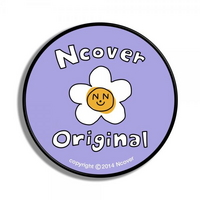 Flower graphic-lilac(smart tok)
