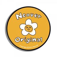 Flower graphic-yellow(smart tok)