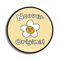 Flower graphic-cream yellow(smart tok)