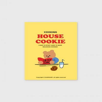 Cookie bear-yellow(엽서)