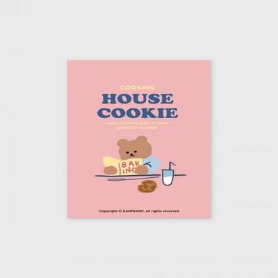 Cookie bear-pink(엽서)