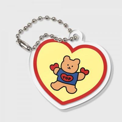 Bear heart double(키링)