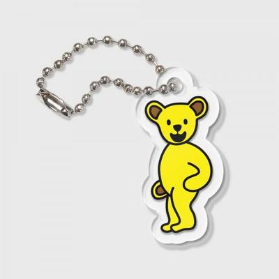 Hi bear-yellow(키링)