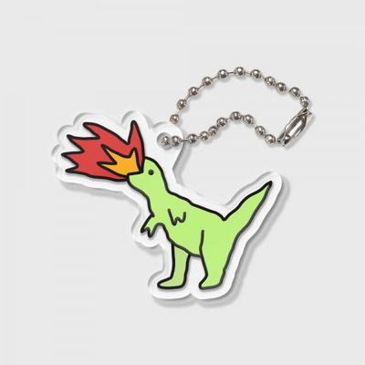 Fire dinosaur(키링)
