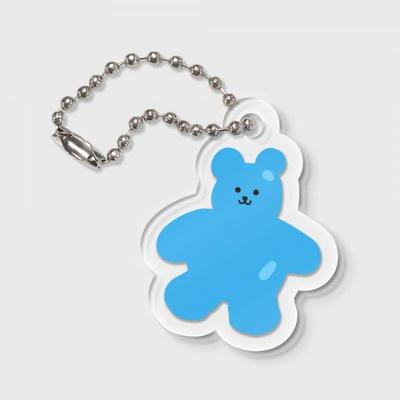 Bear friends-blue(키링)