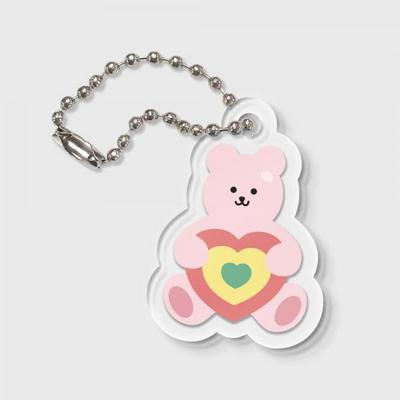 Tar get bear-pink(키링)
