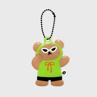 Smart sunglas bear(PVC키링)