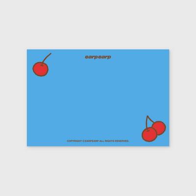Cherry nini(엽서)