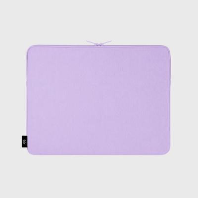 Blue bird bear-purple-13inch notebook pouch(13