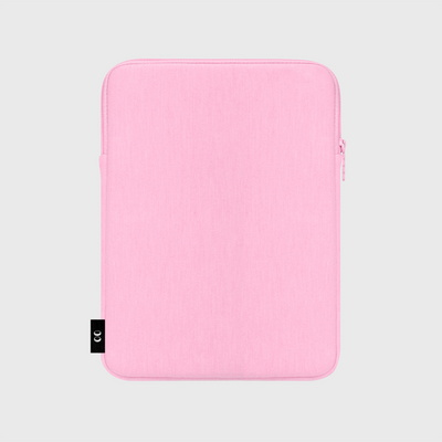 Bear heart-pink-ipad pouch(아이패드 파우치)