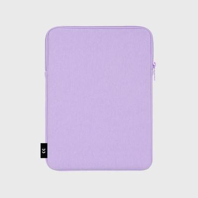Blue bird bear-purple-ipad pouch(아이패드 파우치)