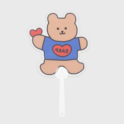 Bear heart(부채)