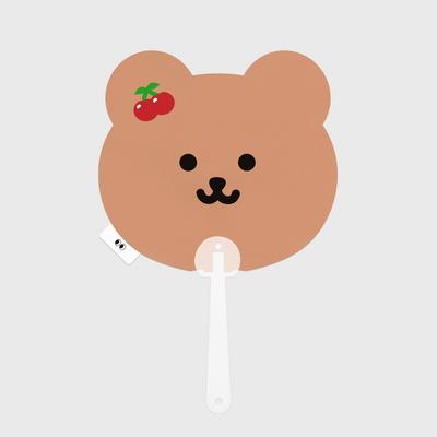 Cherry bear(부채)