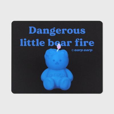 Little fire covy-black(마우스패드)
