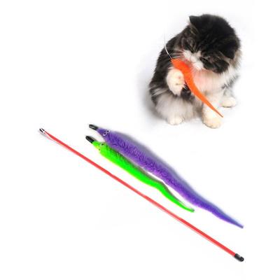 데빌 스네이크 롱롱테일2 고양이 낚시대