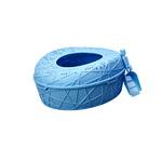 코지스 룰루 탑엔트리 화장실 블루