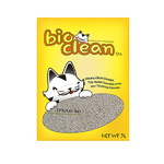 고양이모래 바이오크린 옐로우 무향 5L