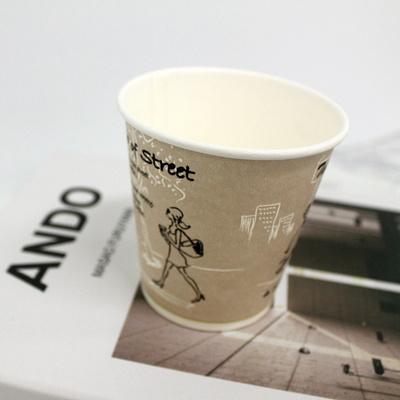 새솔 일회용 종이컵 6.5온스 1000개 카페풍경